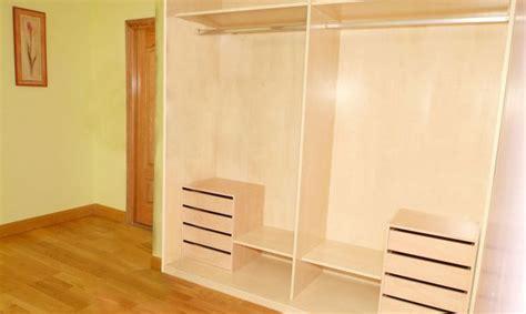 bricolaje armarios empotrados interior de armario empotrado bricoman 237 a
