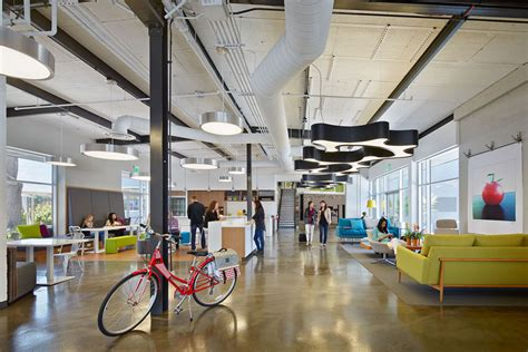 workplace ideas one workplace headquarters and showroom design blitz san