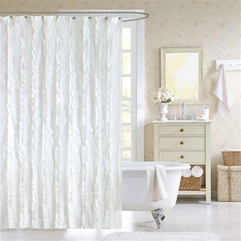 Walmart Bathroom Shower Curtains Home Essence Bryn Cotton Shower Curtain Walmart