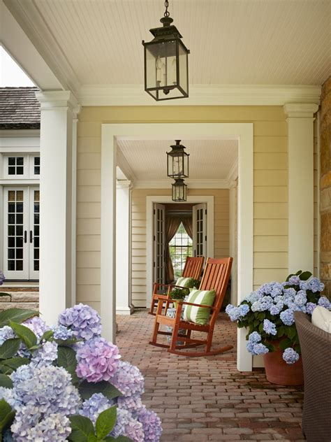 front porch lighting Entry Mediterranean with bungalow