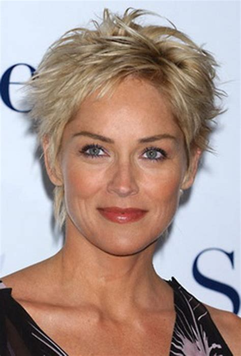 edgy short haircuts for 50 yearold women short edgy hairstyles for women