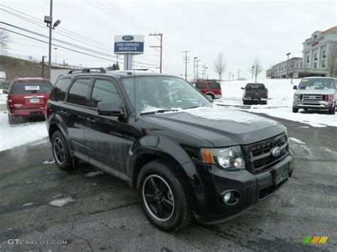 2010 Ford Escape Xlt by 2010 Black Ford Escape Xlt V6 Sport Package 4wd 42809132