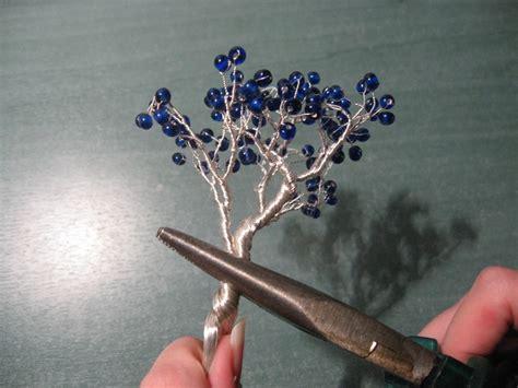 how to make a wire wire tree 183 how to make a wire tree 183 beadwork and