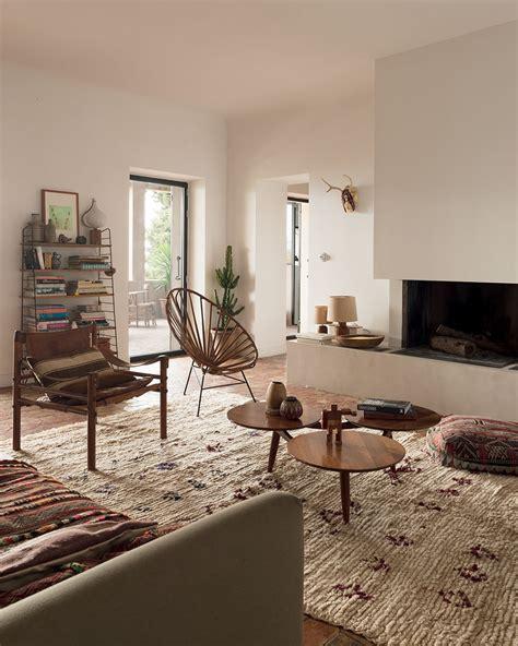 Living Room Ideas Habitat Chez La Fondatrice De Sess 249 N Milk Decoration