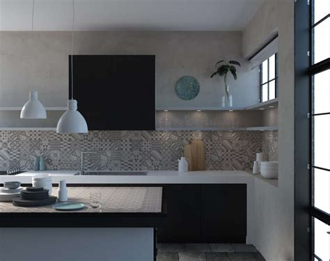 rivestimenti per piastrelle cucina piastrelle per cucina foto design mag