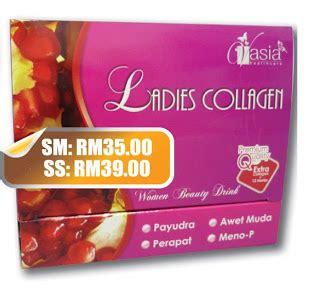 Pasaran Collagen hidayah leen health produk v asia