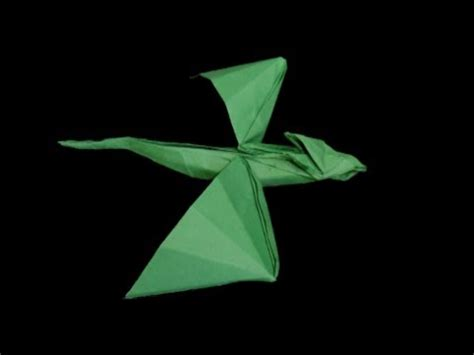 How To Make Origami Flying - hd origami flying tutorial
