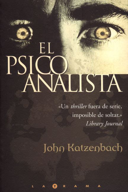el psicoanalista john katzenbach freelibros
