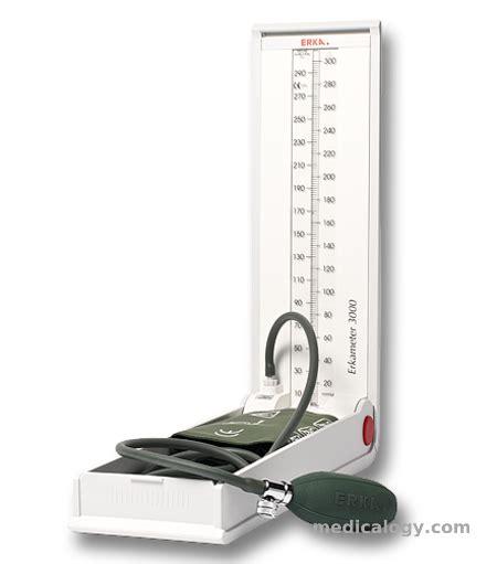 Alat Tes Tekanan Darah Manual tensimeter raksa erkameter 3000 green