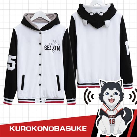 Jaket Sweater Hoodie Zipper Dogs 2 Rightcollection buy wholesale kuroko no basuke hoodie from china