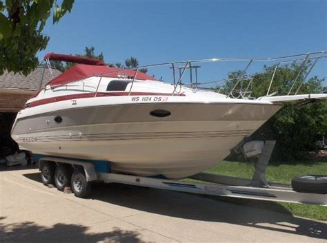 maxum boat gel coat maxum scr 2700 boat for sale from usa