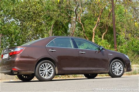 Price Of Toyota Camry In Delhi Toyota Camry Hybrid Review Pictures Clairvoyant Camry