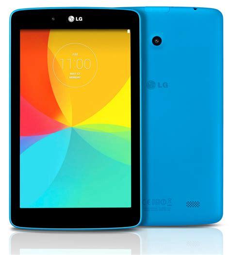 Tablet Lg lg g pad 7 0 g pad 8 0 and g pad 10 1 announced