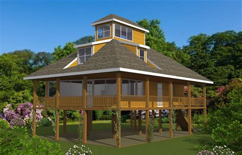 piling house plans pedestal piling homes cbi kit homes