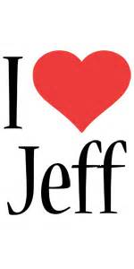 jeff logo name logo generator kiddo i love colors style