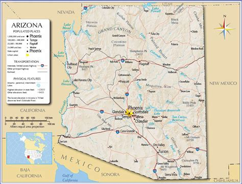 Free Arizona Search Large Arizona Maps For Free And Print High Resolution And Detailed Maps