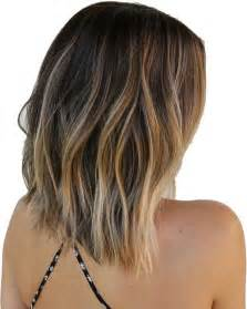 brown and ombre with a line hair cut 15 long bob haircuts back view bob hairstyles 2017