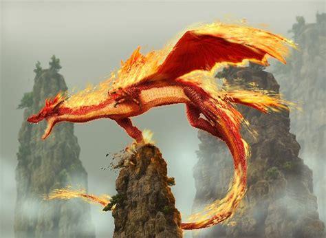 imagenes mitologicas definicion imagen de dragon de fuego
