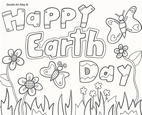 earth day coloring pages earth day coloring pages doodle alley