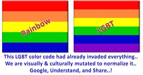 world s most disgusting color code adil s world lgbt color code