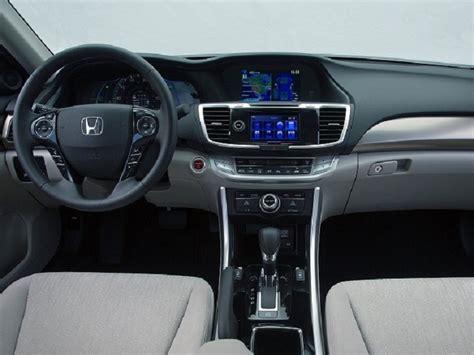 Honda Accord Interior 2015 by 2015 Honda Accord Coupe Hybrid Sport Sedan Changes