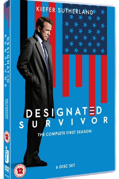 designated survivor government win a copy of designated survivor on dvd