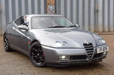 alfa romeo gtv used 2004 alfa romeo gtv v6 lusso for sale in sussex