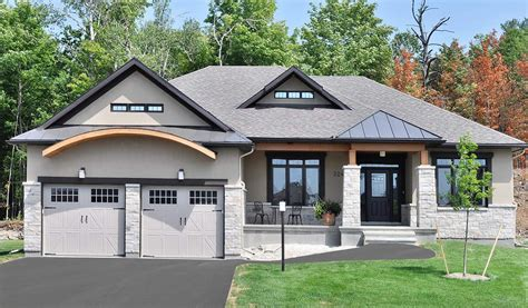 bungalow house plans with basement best of 16 images bungalow with walkout basement