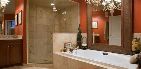 red and brown bathroom ideas bathroom appealing red and brown color ideas with white