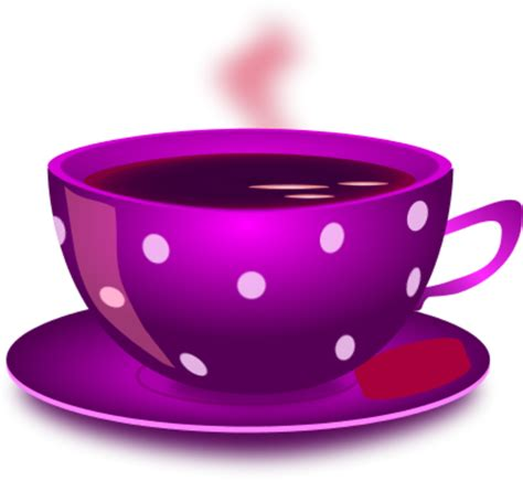 tea cup clip cup of tea clipart clipground