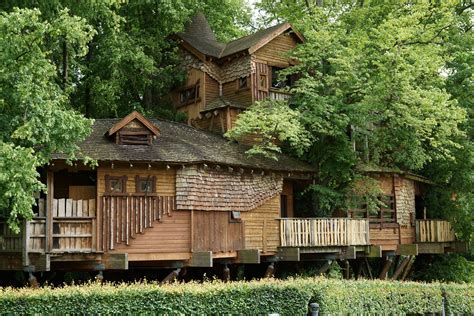 famous tree houses top 10 spectacular tree houses in the world