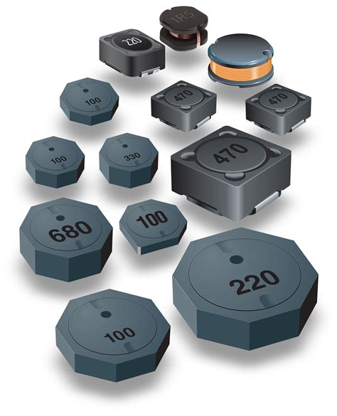 bourns automotive inductor bourns announces new smd power inductor series for use in automotive applications
