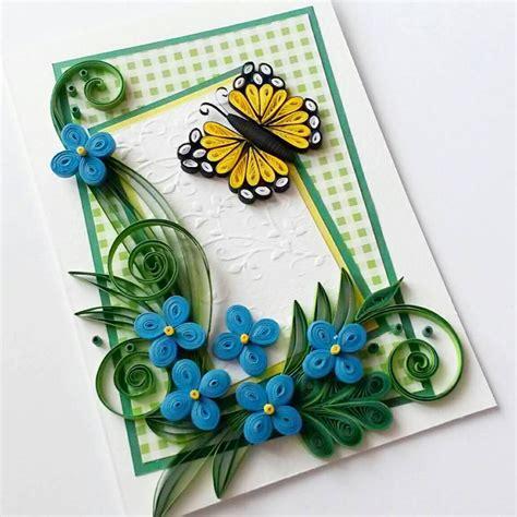 Handmade Beautiful Birthday Cards - beautiful handmade greeting card s day card