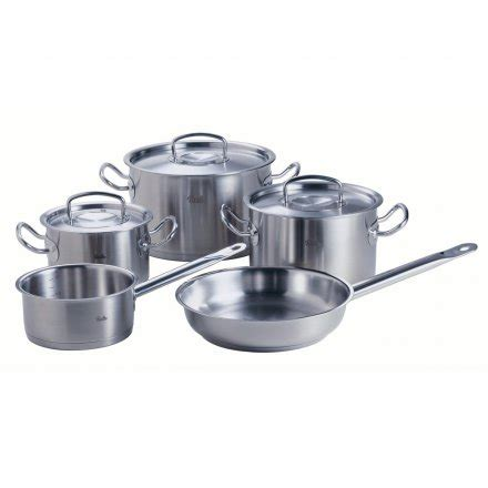 Fissler Profi Collection Set by Fissler Original Profi Collection Topf Set 5 Tlg M