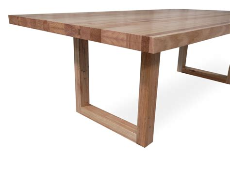 Tasmanian Oak Dining Table Bondi Dining Table 2400 Tasmanian Oak Living Elements