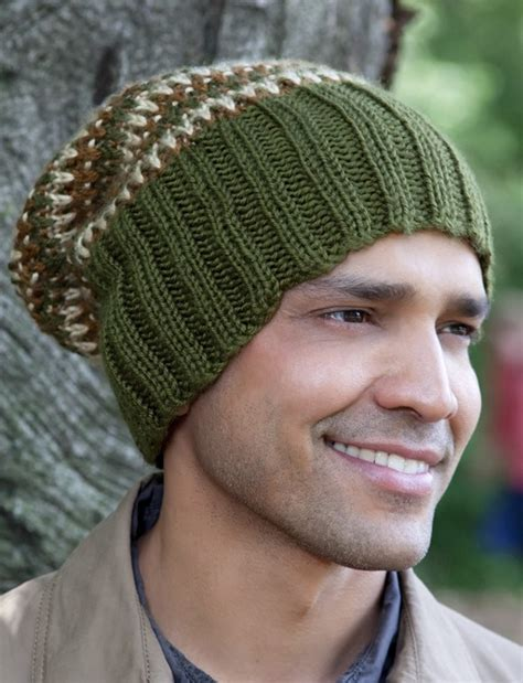 mens knit hat pattern 15 incredibly handsome winter hats for to knit or crochet