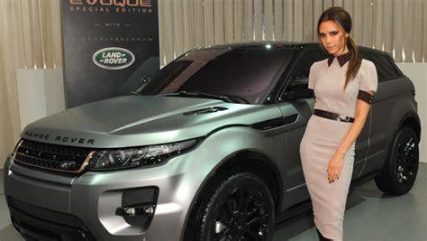 kereta range rover nabil victoria beckham designs special edition range rover cbs