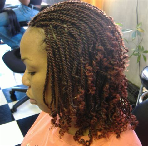 medium length kinky twist twistd stylz