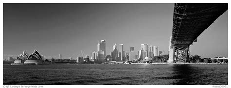black and white sydney skyline wallpaper the facts and panoramic black and white picture photo sydney harbor
