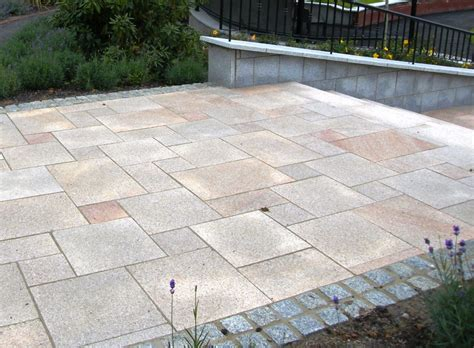 Patio Garden Designs Paving What Sizes Of Paving Slab To Use In Your Garden Design