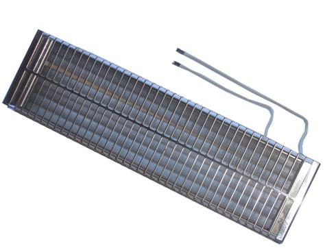 gazebo heater 1kw replacement heating cassette for gazebo heaters