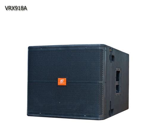 best line array speakers vrx932 empty line array box best
