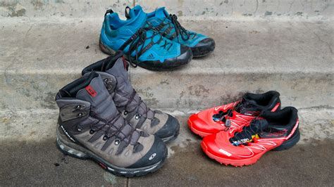trail shoes vs running shoes what s better for hiking boots vs trail runners vs