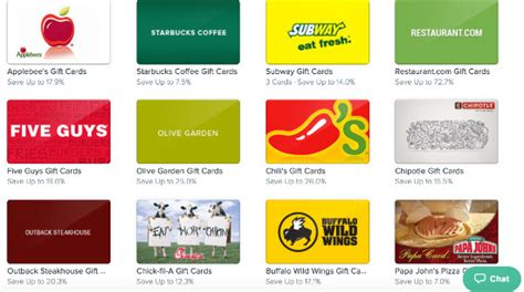 Restaurant Gift Cards By Email - want a free 20 gift card to the retailer of your choice 2 days only