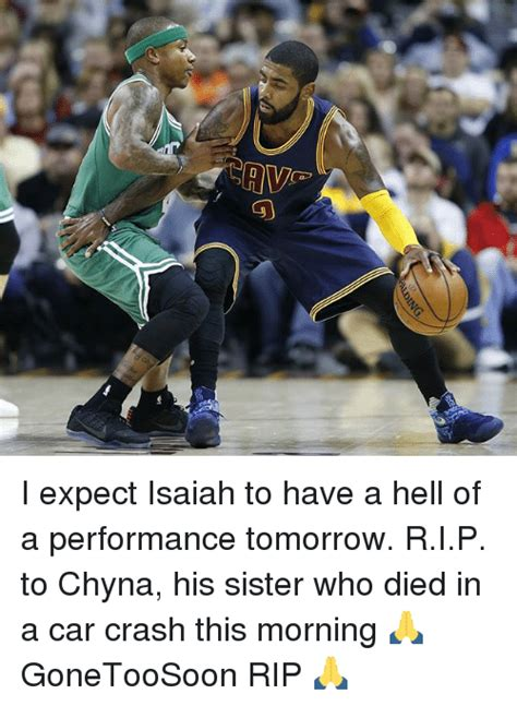 My Sister Died In A Car Accident Meme - 25 best memes about isaiah isaiah memes
