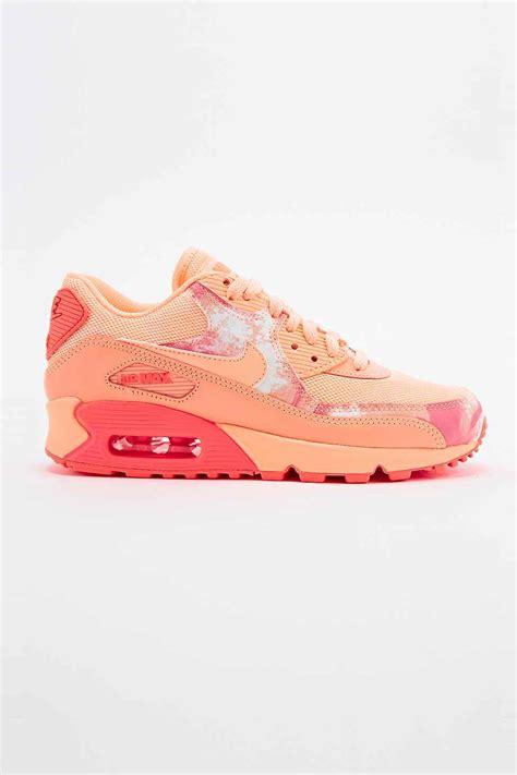 Sepatu Running Nike Airmax 90 Style 4 For Whiteyellowpink Repl Nike Air Max 90 Neon Pink Fashion 40