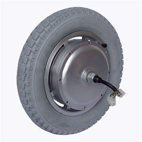 wheel hub motor electric car wholesale electric vehicle electric scooter brushless dc