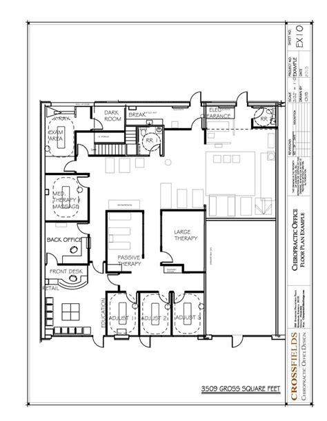 chiropractic floor plans sports chiropractic office floor plan 3509 gross sq ft http www chiropracticofficedesign