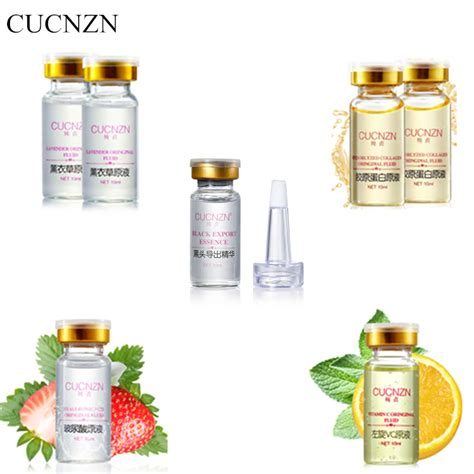 Serum Vitamin C Collagen cucnzn vitamin c serum 100 plant extract hyaluronic acid