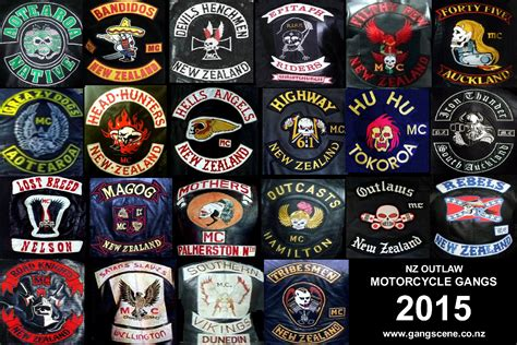 mc colors outlaw biker meanings